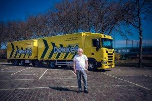 Vrachtwagen rijinstructeur